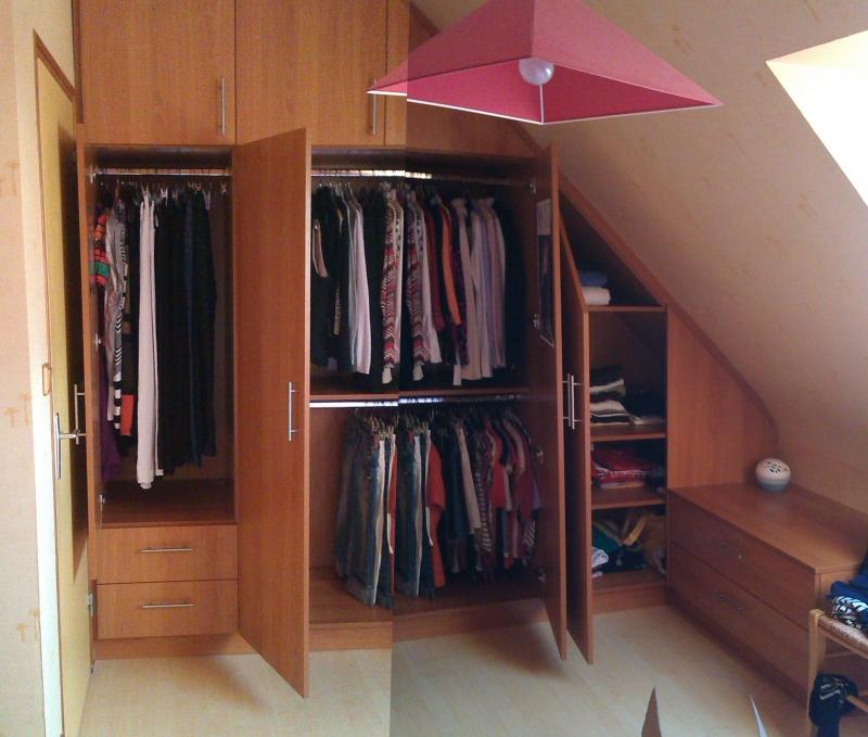 agencement interieur placard armoire dressing sur mesure brest. Black Bedroom Furniture Sets. Home Design Ideas